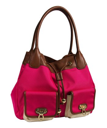 Wild Strawberry Andrea Satchel