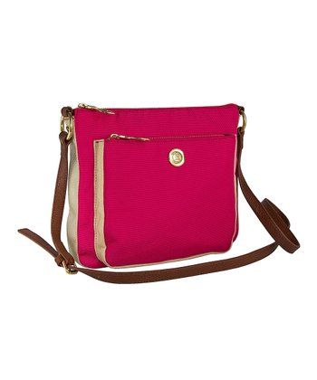 Wild Strawberry Kylie Crossbody Bag