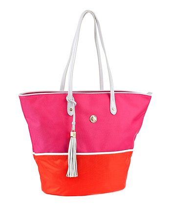 Wild Strawberry Eloisa Tote