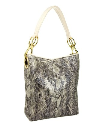 Almond Extravaganza Bucket Bag