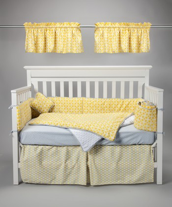 Here Comes the Sun Crib Bedding Set
