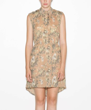 Identity Latte Maeve Lace Dress