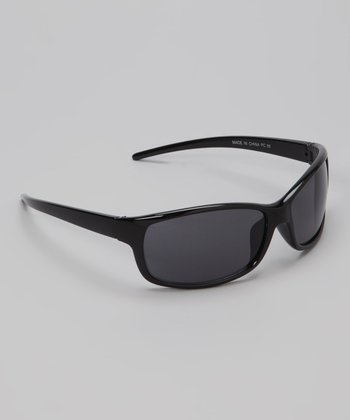 Black Discovery Sunglasses