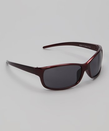 Red Discovery Sunglasses