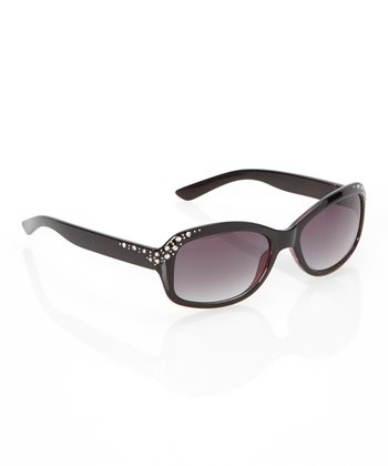 Black Connect Sunglasses