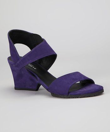 Purple Lala Sandal