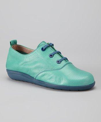 Wonders Aquamarine Sneaker