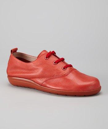 Wonders Coral Sneaker