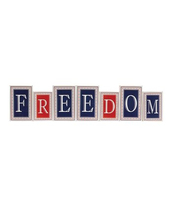'Freedom' Block Set