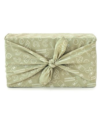 Give Warmth Organic Reusable Gift Wrap