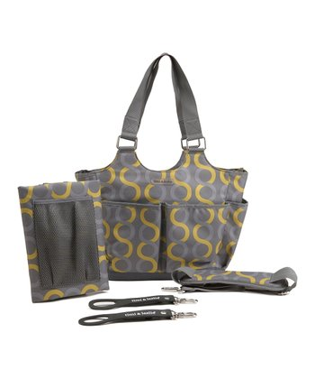 Sami Tag-A-Long Diaper Bag