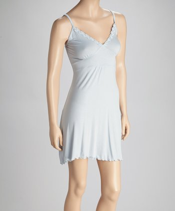 New Blue Chemise - Women
