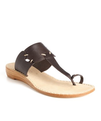 Chocolate Divine Sandal
