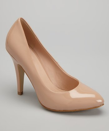 Nude Rosemary Pump