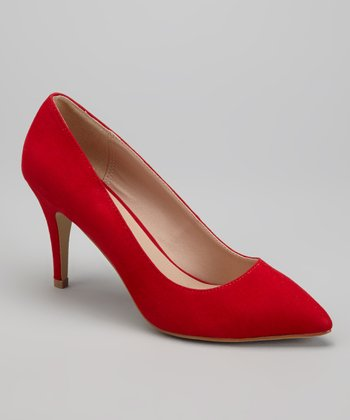 Red Roxy Pump