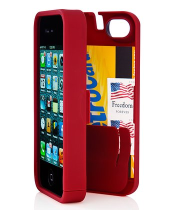 Red Case for iPhone 4/4s
