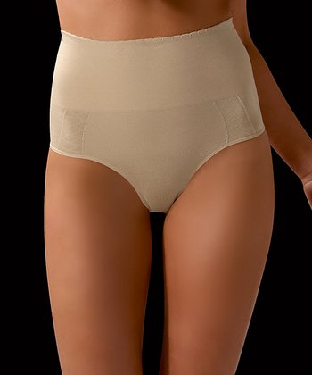 Nude Shaper High-Waisted Briefs - Women & Plus