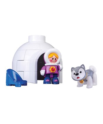 First Friends Igloo Set