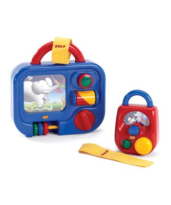 Musical TV & Radio Baby Fun Set