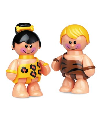 First Friends Cave Boy & Girl Set