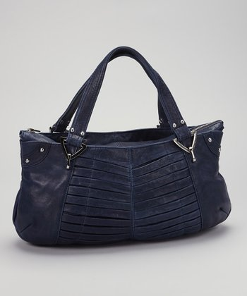 Midnight Leann Satchel