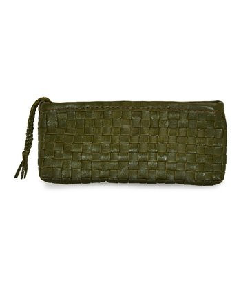 Olive Jennifer Clutch