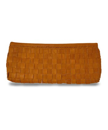 Honey Yellow Jennifer Clutch