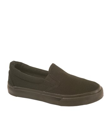 Black Pax Slip-On Sneaker