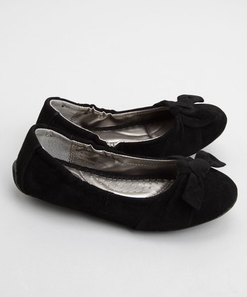 Me Too - Black Betelnut Ballet Flat