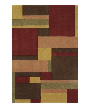 Color Block Cicero Rug
