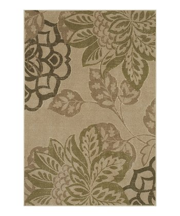 Putty Leaf Cicero Rug