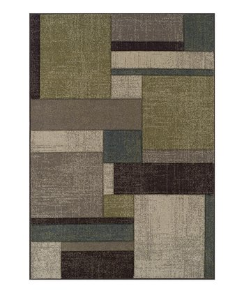 Color Block Radiance Rug