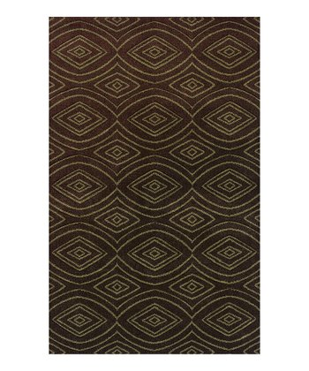 Chocolate Diamond Radiance Rug