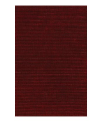 Red Lines Melrose Wool Rug