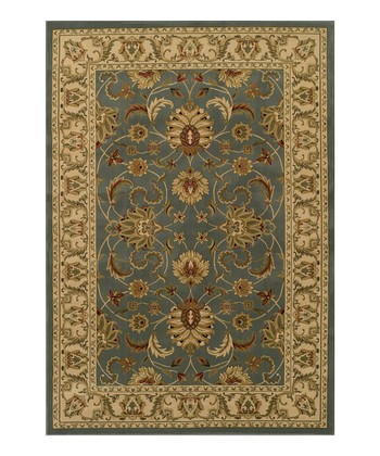 Spa Wide-Border Wembley Rug