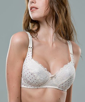 White Lilipop Soutien Gorge Bra Wireless Maternity & Nursing Bra