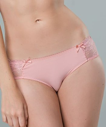 Rose Lace Maternity Bikini Briefs