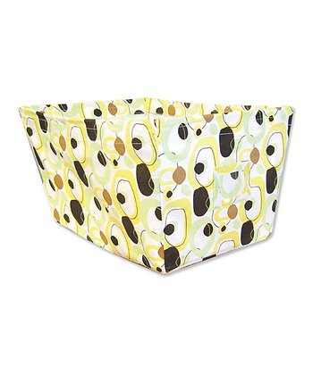 Giggles Large Fabric Storage Bin