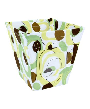 Giggles Small Fabric Storage Bin