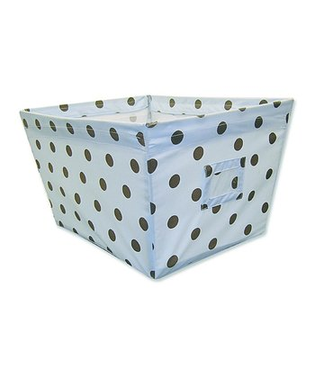 Max Dot Large Fabric Storage Bin