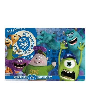 Monsters U Place Mat