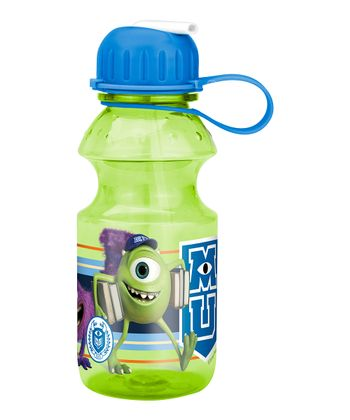 Monsters U Tritan Water Bottle