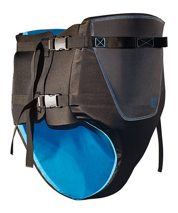 Blue & Black Pool Float