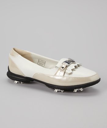 White & Bone Koko Golf Shoe - Women