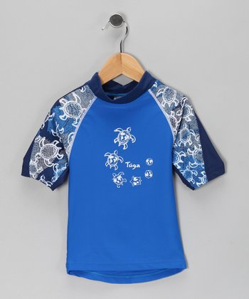 Lapis Off-Shore Rashguard - Infant, Toddler & Boys