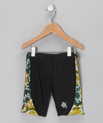 Malachite Jammers Shorts - Toddler & Boys