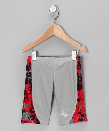 Crimson Jammers Shorts - Infant, Toddler & Boys