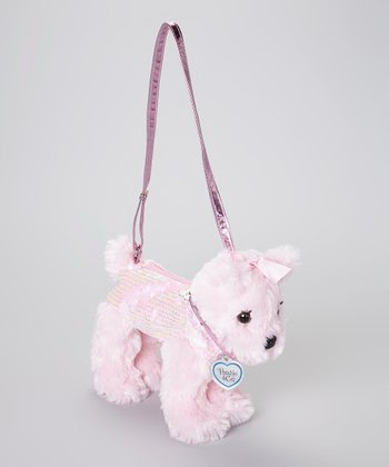 Pink Scotty Dog Purse