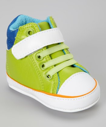 Green Hi-Top