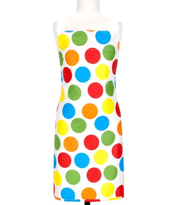 Polka Dot Playtime Apron - Kids